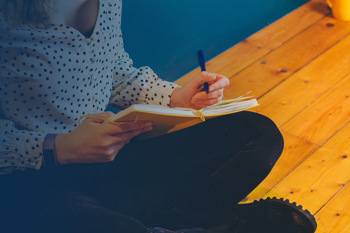 Ellen Writing