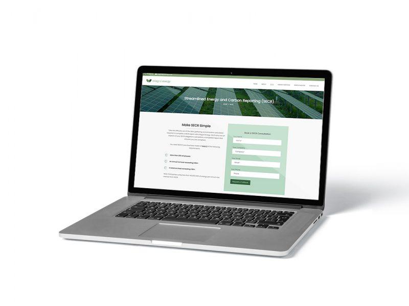 Integral Energy Website