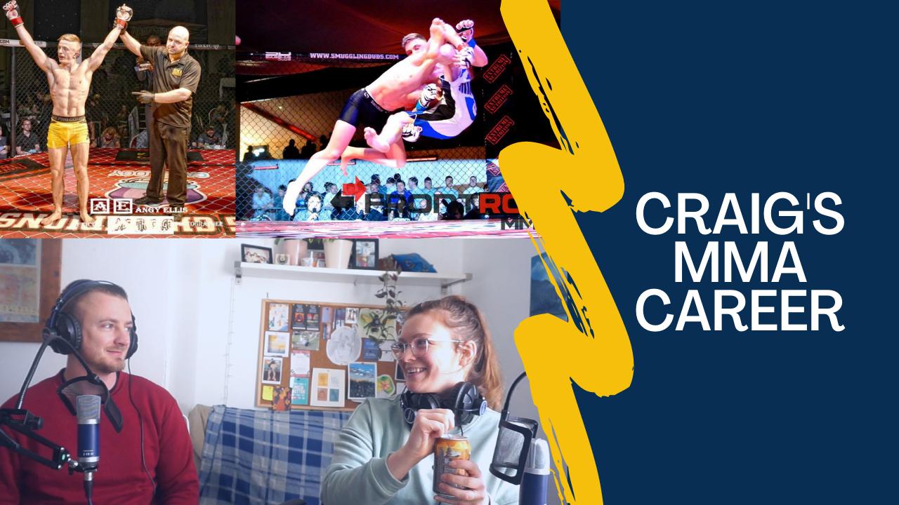Craig's MMA Career
